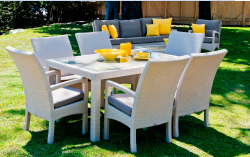 BAHAMAS outdoor furniture set. Available at Fuengirola, Estepona, Malaga, Costa del Sol and el Puerto de Santa Maria, Cadiz stores