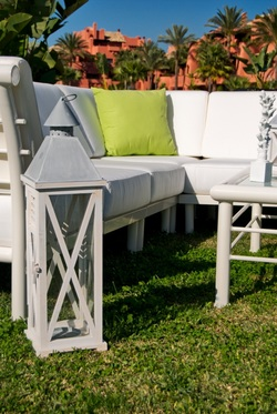 PROMENADE outdoor furniture set. Available at Fuengirola, Estepona, Malaga, Costa del Sol and el Puerto de Santa Maria, Cadiz stores