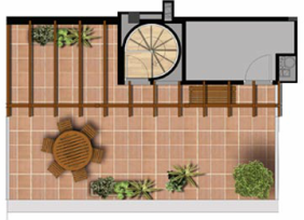 TODOJARDIN. Outdoor and garden spaces projects configurator